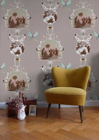 I Want These….3 Glamourous, 2 Quirky Plus 1 Childrens Wallpaper