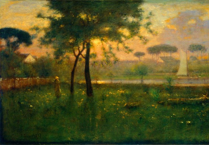 rosy morning 1894