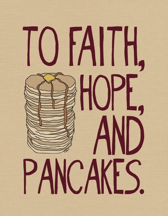 Love & Pancakes