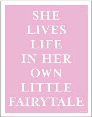 life fairytale