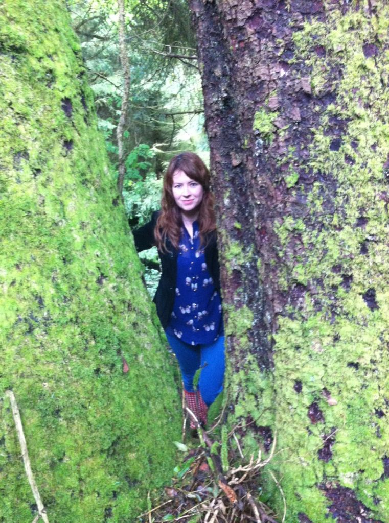 Jane in Trees
