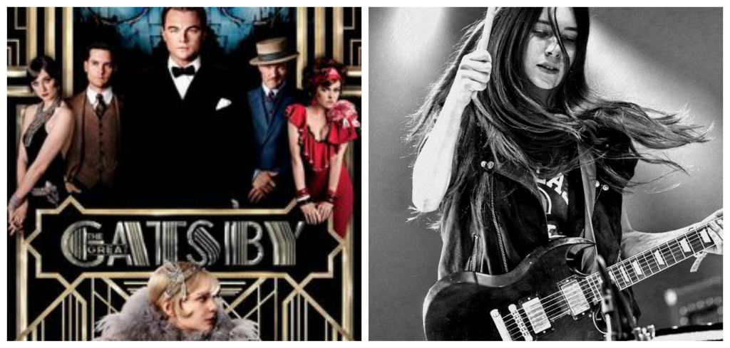 gatsby and haim