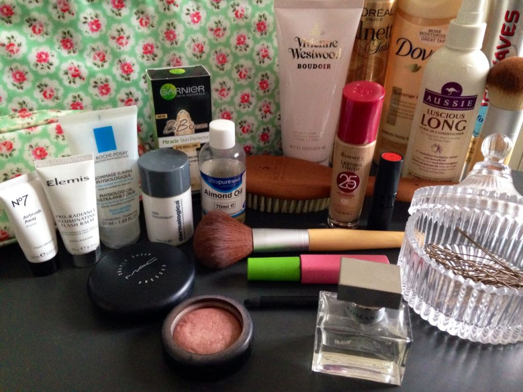My Make Up & Beauty Products