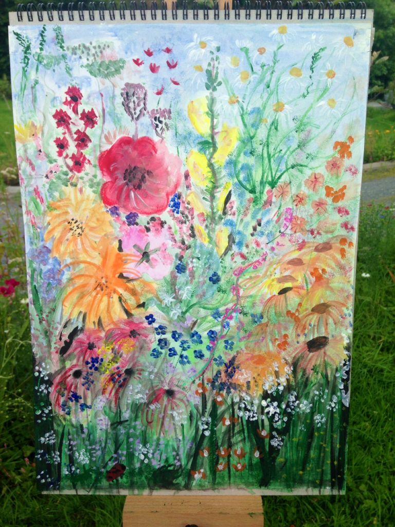 art flower1