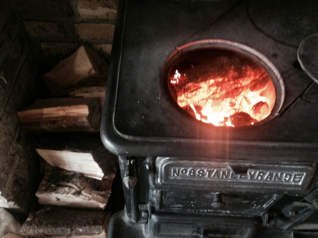 Jane Gilheaney Barry (blog) wood stove
