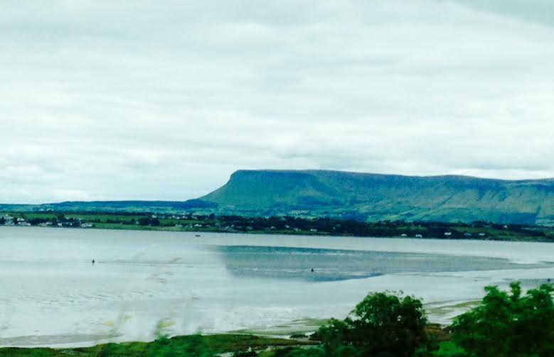 ben bulben reflected