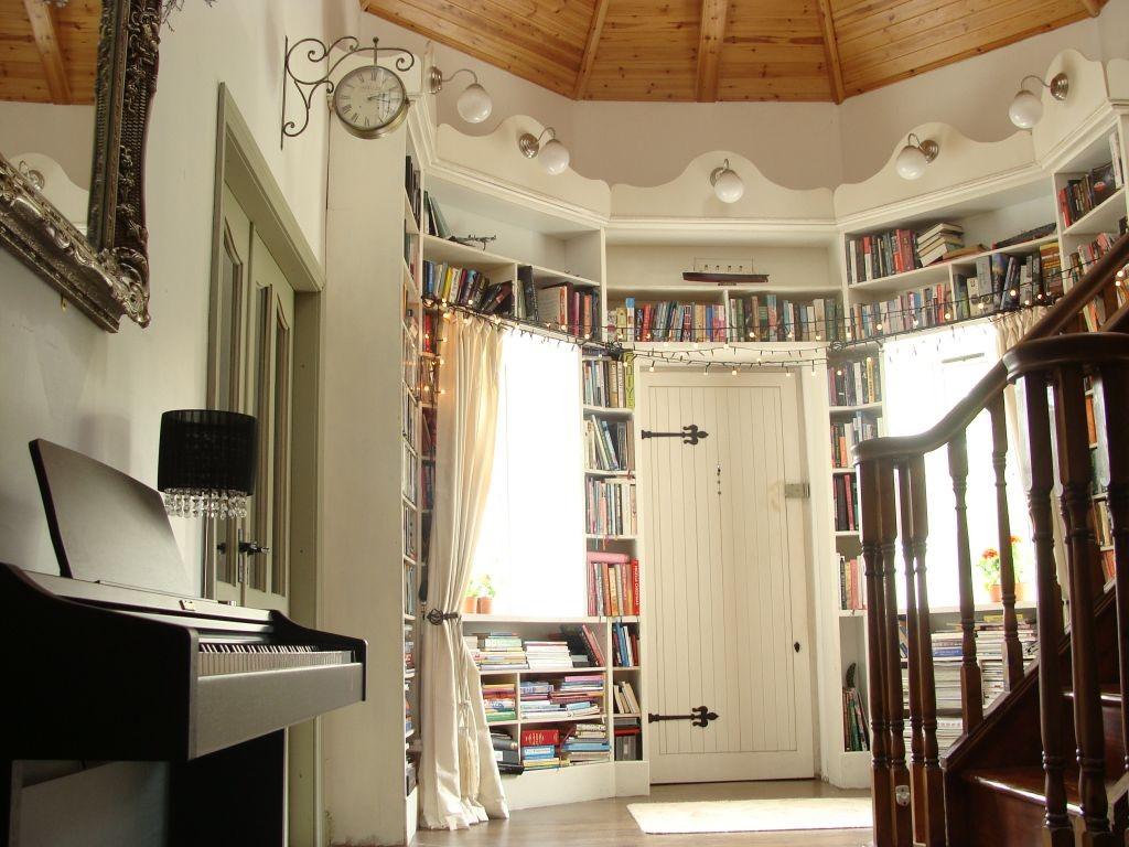 house tour hall door