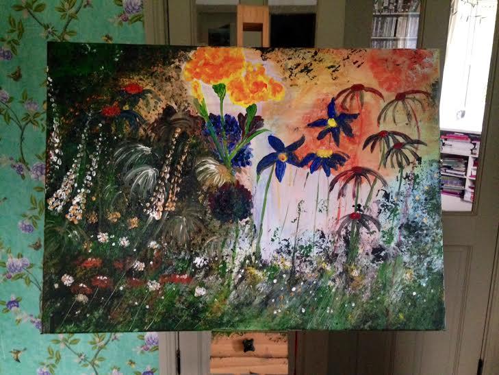 janes garden (painting)