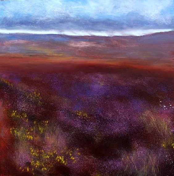 Bog Heather by John O'Grady
