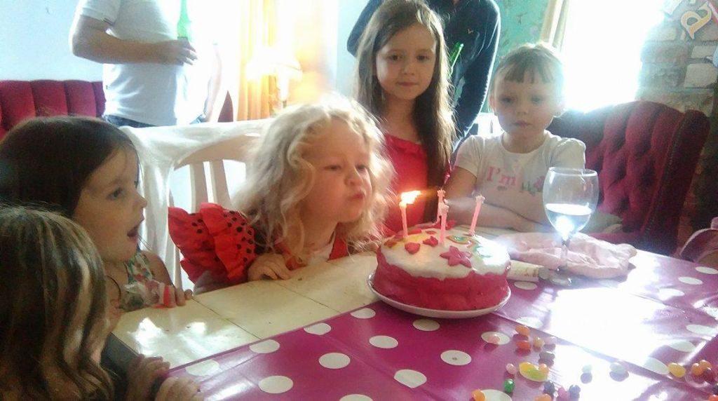 sadhbh five cake