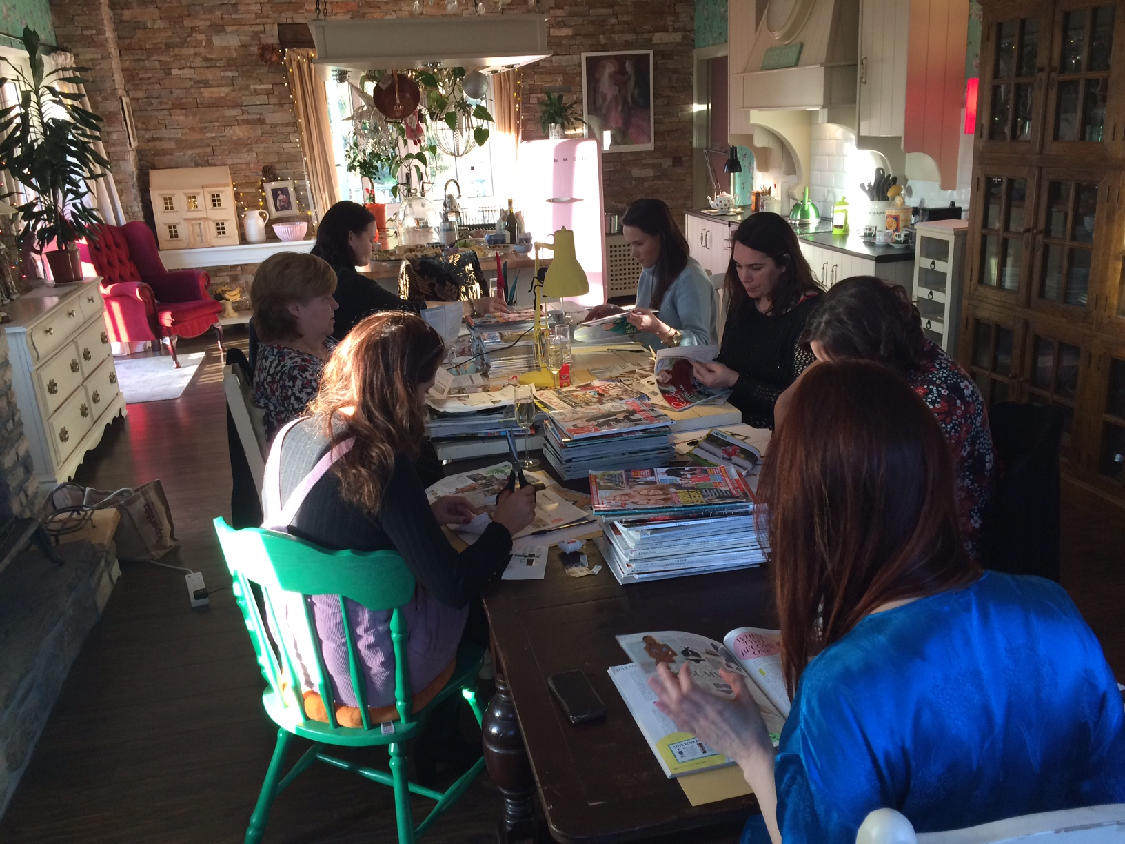 My Vision Board Workshop – How It Went…