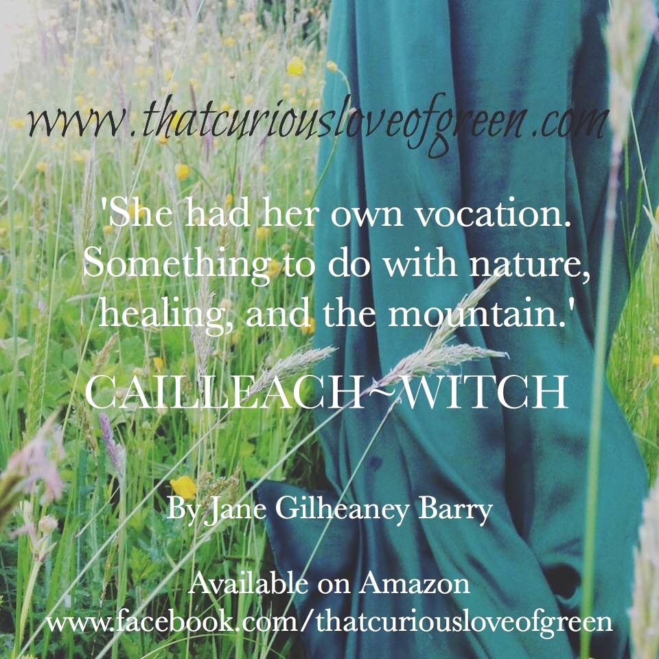 Dear Jane, What Inspired You To Write #CailleachWitch?